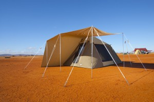 Southern Cross Canvas - Awning