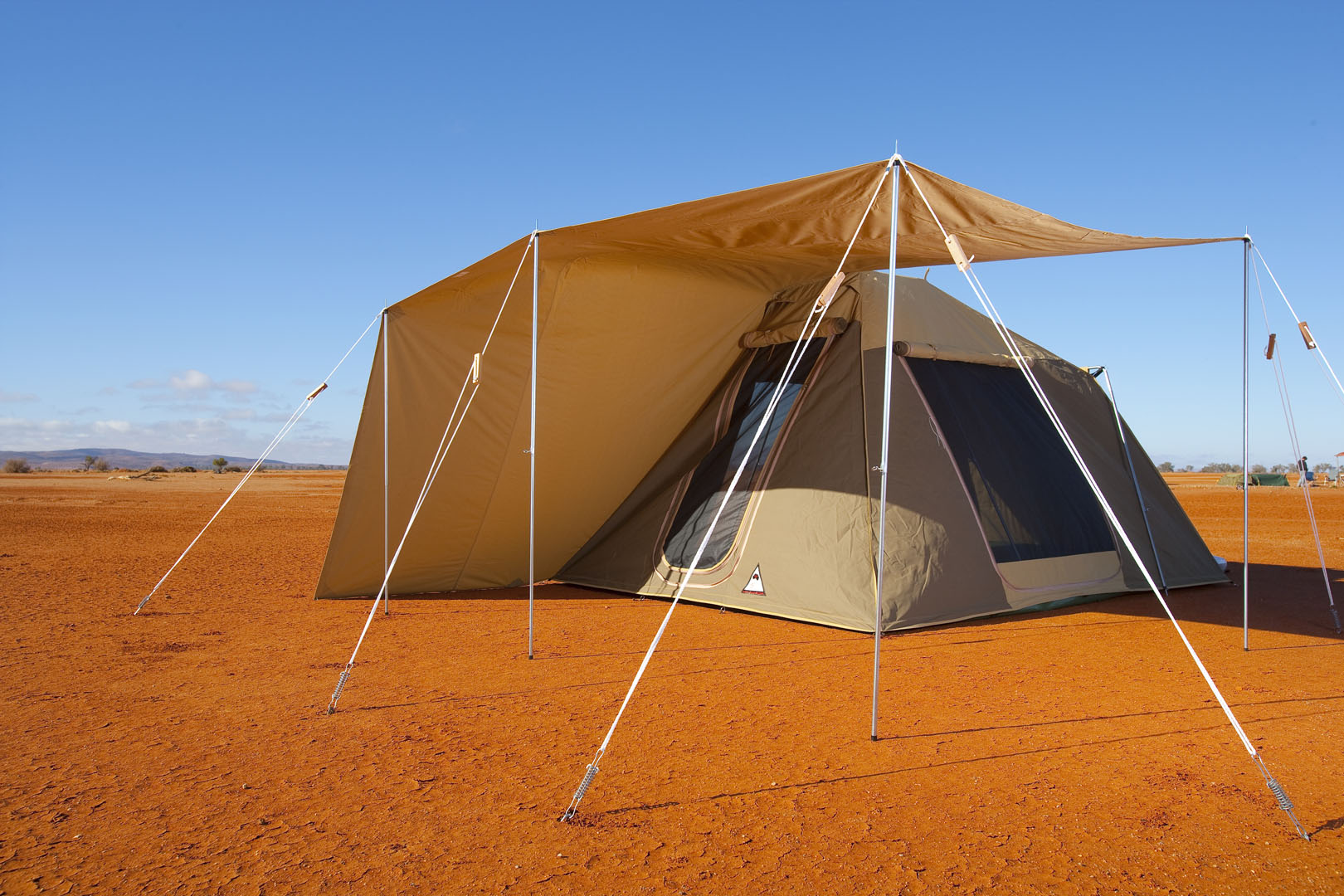 Extra Large Awning - Complete - Southern Cross Canvas Products