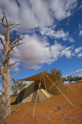 Southern Cross Canvas - Ultimate Trekker with Large Awning