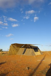 Southern Cross Canvas - Double Ender Awning