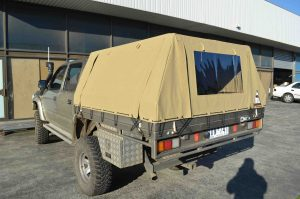 Southern Cross Canvas manufacture a huge range of canvas canopies to suit a vast array of vehicle and designs. The features and possibilities are endless ... & Ute Canopies | Product Categories | Southern Cross Canvas Products
