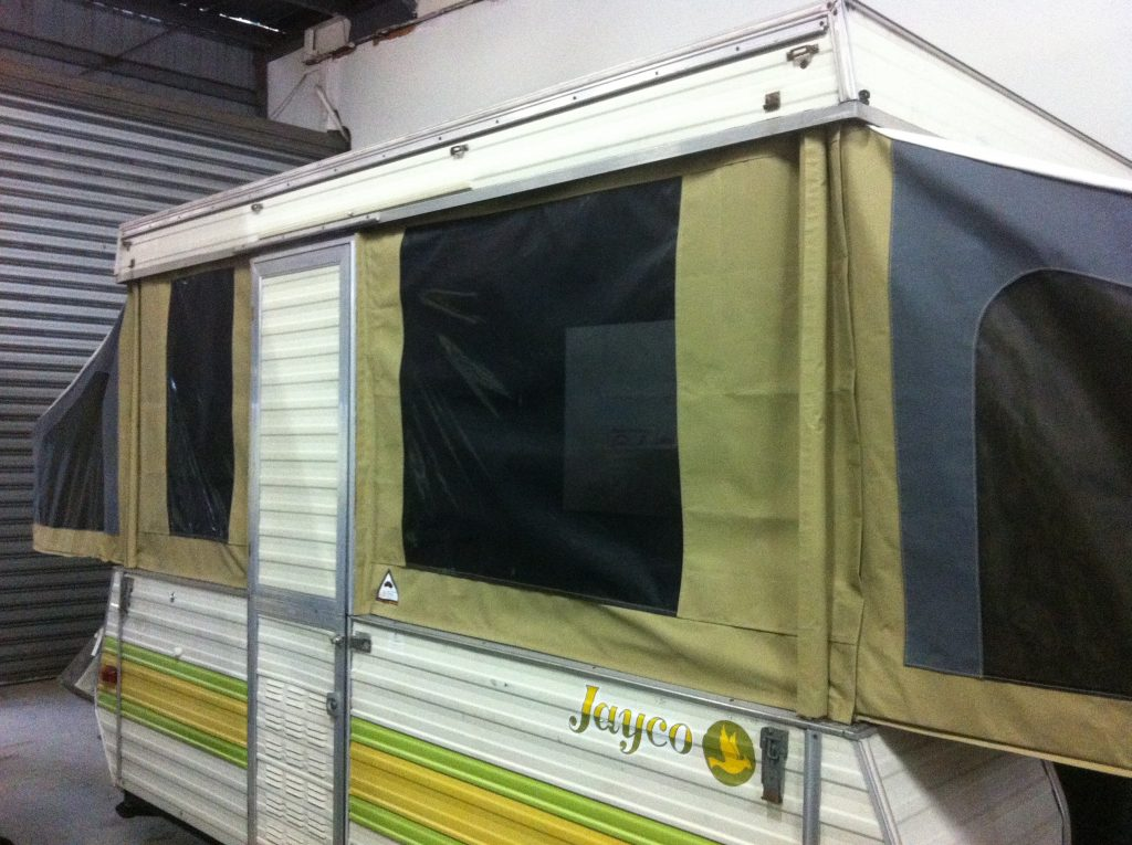 Pop Top/Jayco Re-Canvas Archives - Southern Cross Canvas