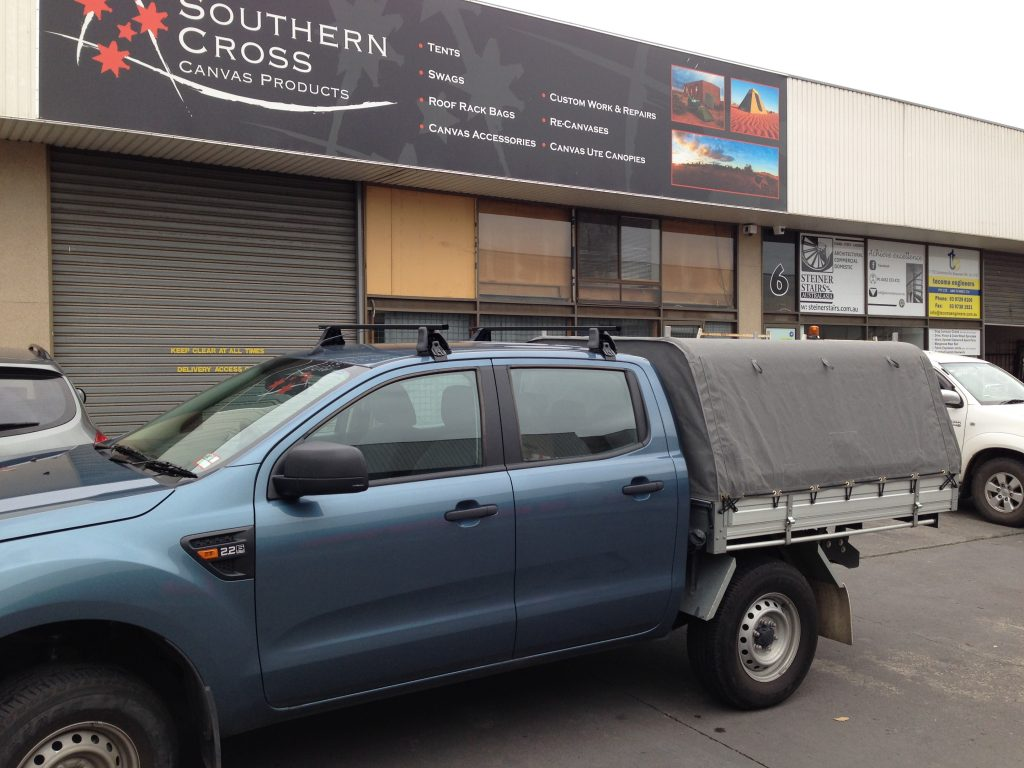 Ute Canopies Archives - Southern Cross Canvas Products